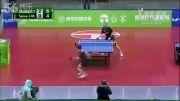 جالب ترین و خنده دار ترین بازی تنیس روی میز در تاریخ (ITTF)