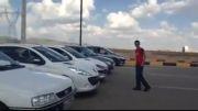 اولین تست شتاب خودرو های داخلی بعد از گرانی بنزین....!!