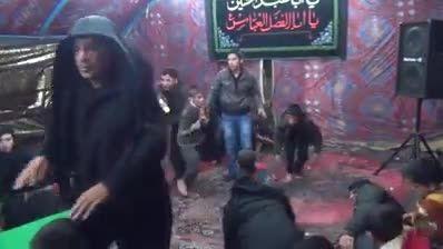 حمله داعش به جلسه عزاداری اهل بیت-اینجا دیالی
