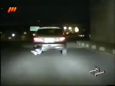 پلیس بزرگراه کنترل نا محسوس