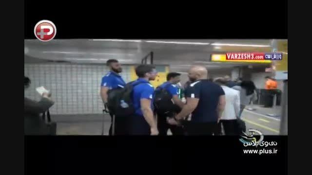 بازیکن سرشناس اخراج شد!/علت: آزار و اذیت جنسی خدمتکار