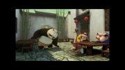 انیمیشن سینمایی پاندا کونگ فو کار | پارت 3 | زبان اصلی