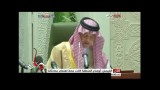 وزیر خارجه عربستان وقتی در مورد ایران صحبت میکند دیوانه میشود .