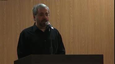سخنرانی دکتر لنکرانی درهمایش سیره امام صادق علیه السلام