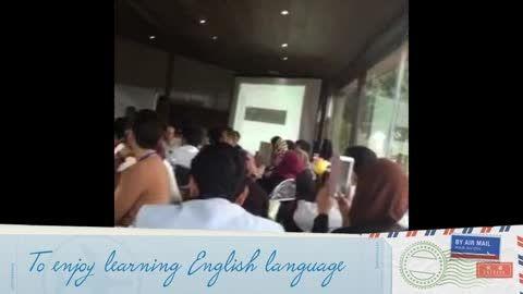 زبان انگلیسی را زندگی کنید!
