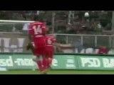حرکت فردین مانند فوتبالیست آلمانی
