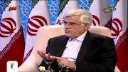 واکنش دکتر عارف به سوالی در مورد اعتیاد