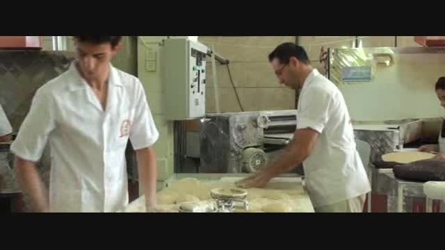کارگاه نانوایی گندم طلا (تحولی درتولید نان کامل سبوس )