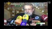 قدردانی بشار اسد از حمایت ایران و امام خامنه ای