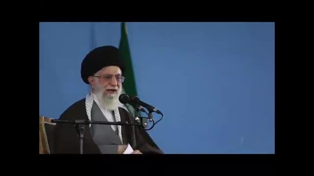 سانسور سخنان رهبر انقلاب در خبر14