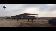 فیلم: شادمانی نیروهای عراقی از کنترل مناطق مرزی