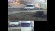 نمونه تصویر ثبت پلاک با دوربین BX1500 جئوویژن در شب