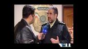 تعقیب و گریز در تهران
