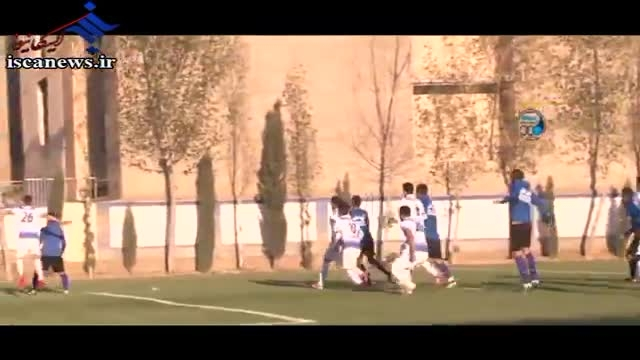 گل بازی : استقلال ۱-۰ ملوان (پروپیچ)