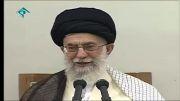 كار و تلاش بی وقفه و فوق العاده احمدی نژاد از زبان رهبری