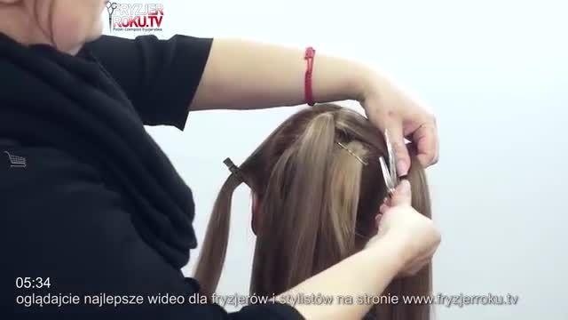 آموزش آرایش مو - ارایش - آرایشگاه زنانه