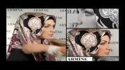 حجاب ترکی  ( آموزش بستن روسری )