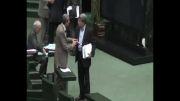 دکتر مقتدایی نماینده مجلس ایران