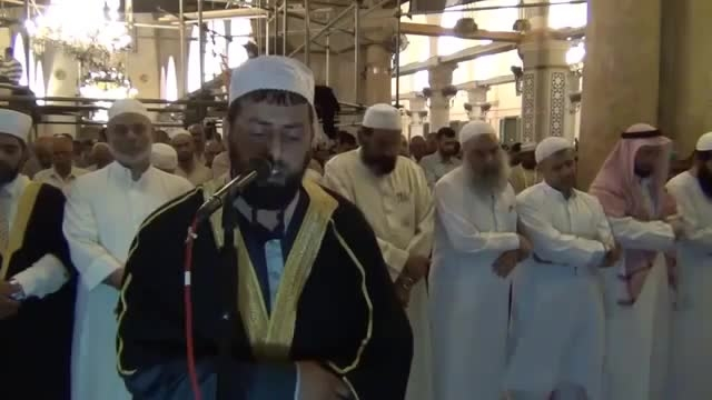 نماز تراویح مسجد الاقصی l صلاه تراویح فی مسجد الاقصی