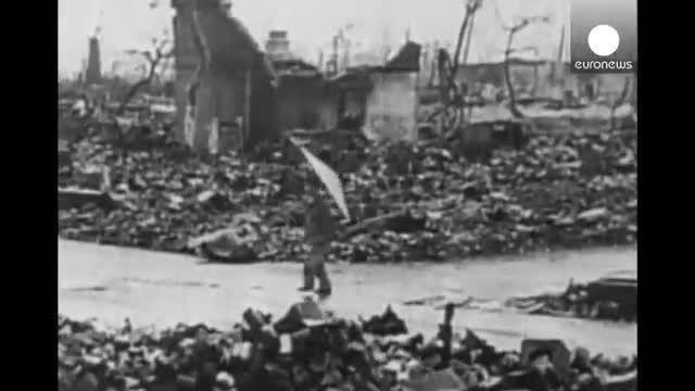 هفتادمین سالگرد حمله اتمی به هیروشیما!!