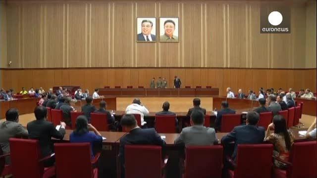 تنش در مرزهای کره شمالی و کره جنوبی
