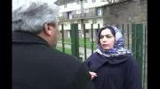 اتش زدن یك ایرانی در انگلیس