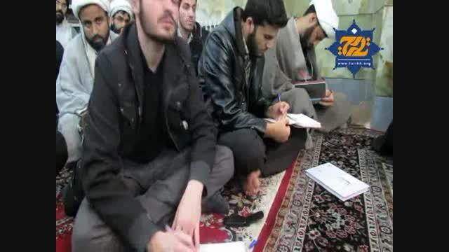 فیلم تلاش علمای یهود برای ربودن پیامبر اکرم (ص)