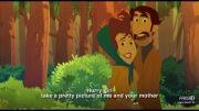 انیمیشن یادداشت های شهرزاد-سیزده به در(قسمت دوم)