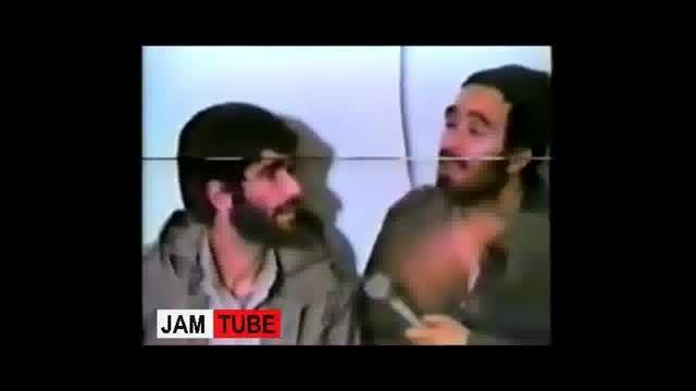 شوخی جالب شهید خرازی با شهید حسن آقایی