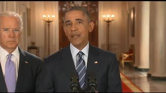 سخنان اوباما بعد از توافق هسته ای