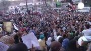 مخالفان مرسی نافرمانی مدنی پیشه می کنند