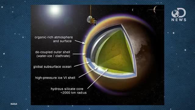 چگونه نمک ممکن است کلیدی برای یافتن حیات در مریخ باشد