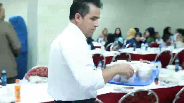 افطاری 19 رمضان ۱۳۹۴