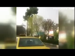 حمله ی اوباش خیابانی به سردار مظلوم ما
