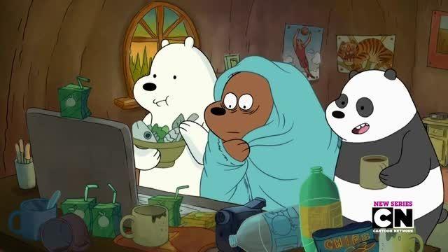 فقط ما خرس ها-کارتون(طنز)،قسمت دوم،بخش دوم