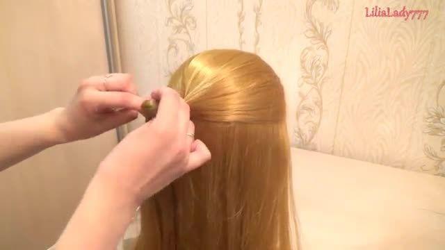 بافت مو بسیار زیبا رولى
