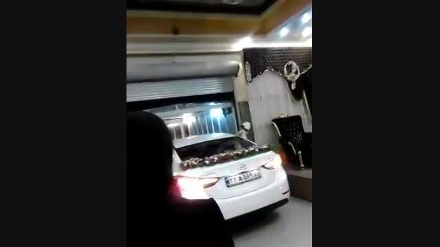 تالار عروسی گران قیمت در تهران