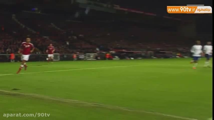 سوپرگلهای پرتغال و رونالدو در مقدماتی یورو ۲۰۱۶
