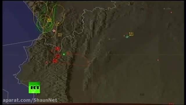 یکی از 2 خلبانان سوخو 24 روسی سرنگون شده نجات یافت