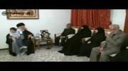 گلچین دیدار رهبری با خانواده چهار شهید هسته ای