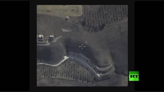 پرونده, گزارش جدید مشرق درباره حمله روسیه به داعش2