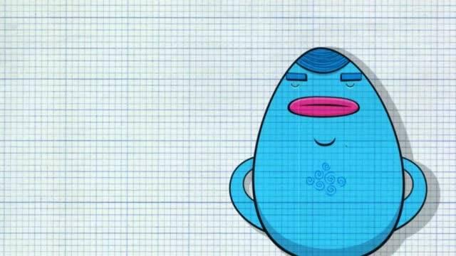 انیمیشن نشان دهنده عواقب کم تحرکی و چاقی