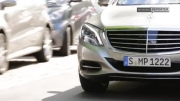 new mercedes-benz S class with torie campbell