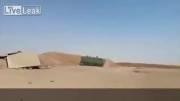 کشف خودروی زرهی  تولید شده توسط داعش