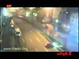 تصادف در تونل های تهران