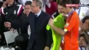 هفتصدمین بازی کاسیاس برای رئال مادرید