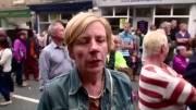 مسابقه پرتاب گوله سیاه در لندن