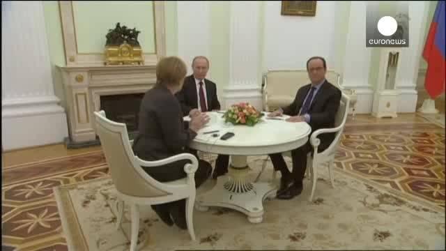 آخرین نشست برای صلح فی مابین اوکراین وروسیه...