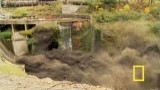 تخریب سد برای نجات قزل آلاها