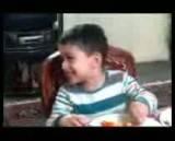 فیلمی درباره فرزند ۴ساله شهید احمدی